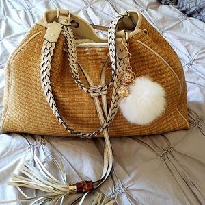 Gucci Bags - GUCCI🦒AUTHENTIC LARGE BAMBOO PELHAM PEGGY
